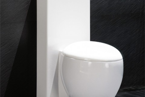Vas wc EGG (rezervor ceramic)