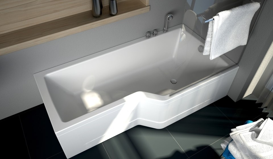 Cazi de baie moderne